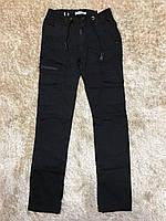 Котонові штани для хлопчиків Grace 134-164 p.p., фото 1