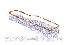 Крышка маслоохладителя UEGR (прокладка +крышка) р/к-т