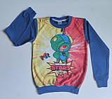 Костюм для мальчика Джинсы Taurus и джемпер Бравл старс Леон 134-152, фото 2