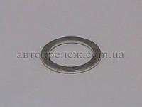 Шайба алюминиевая уплотнительная 18х24х1.5 компрессора ЗиЛ, КамАЗ, МАЗ