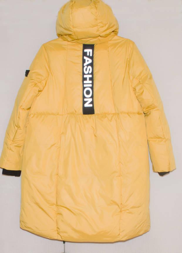 Зимова куртка пальто жіноче 48-52, фото 2