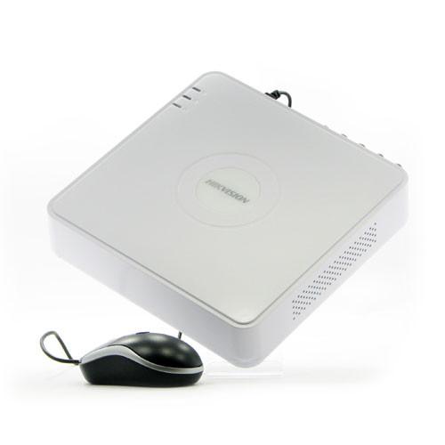 HD-TVI Turbo HD відеореєстратор DS-7104HGHI-E1 4 канальний 720p