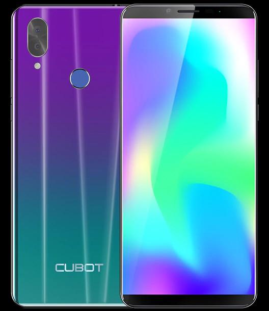 Cubot X19S twilight