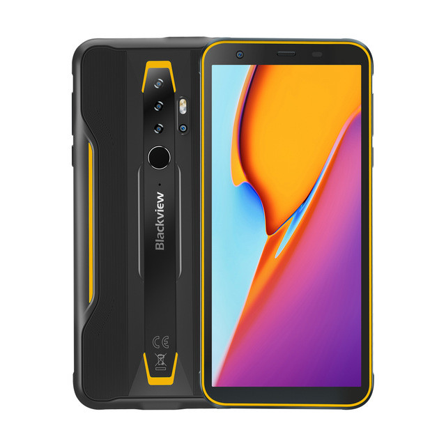 Blackview BV6300 Pro yellow
