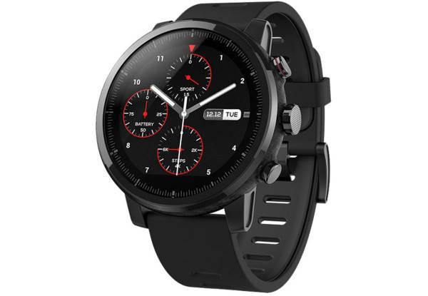 Смарт часы Xiaomi Amazfit Stratos (A1619) black, фото 2