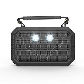 Колонка DOSS Traveller black 20 Вт IPX6 Bluetooth 4.0