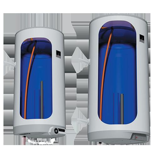 Бойлер косв., стац. OKCE 100 NTR/2,2kW встр. терм. model 2016