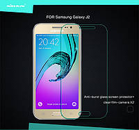 Захисне скло Nillkin Anti-Explosion Glass для Samsung Galaxy J2 Duos J200, фото 1