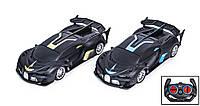 Машинка Bugatti на пульте управления