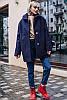 Утепленное пальто Мишель букле 48-60рр, фото 2