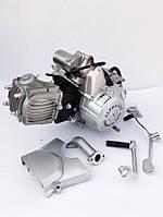 Двигатель для мопеда Мустанг/Дельта/Альфа/Сабур/ от 50 кубов до 110 кубов (Тайвань)