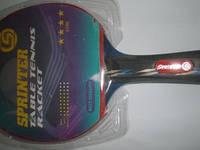 Ракетка для игры в настольный тенис Sprinter 4****, для опытных игроков