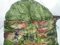 Мешок спальный с подголовником, наполнитель - синтепон.