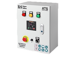 Блок автоматики Konner&Sohnen KS ATS 1/40HD (9.5 кВт)