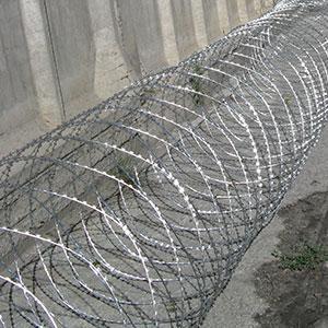 Спираль Егоза Кайман 950/9 заграждение из колючей проволоки
