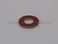 Шайба медная уплотнительная 9х20х2 форсунки МТЗ старого образца