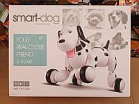 Собака робот интерактивная на радиоуправлении Happy Cow 777-338 Smart Dog
