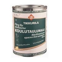 Краска для школьных досок TIKKURILA Koulutaulumaali 1 л