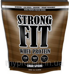 Strong FIT Протеин Сывороточный Whey Protein (909 g )