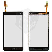 Сенсорный экран (touchscreen) для HTC Desire 600 Dual Sim, 606w, оригинал