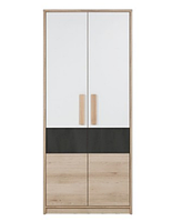 Шкаф 2Д Айго, подростковая модульная система, фото 1