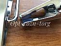 Вешалка-крючок с прищепкой хромированная дорогая, фото 3