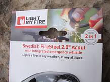 Кресало з кресалом FireSteel Scout 2.0 Green 11113310, фото 2