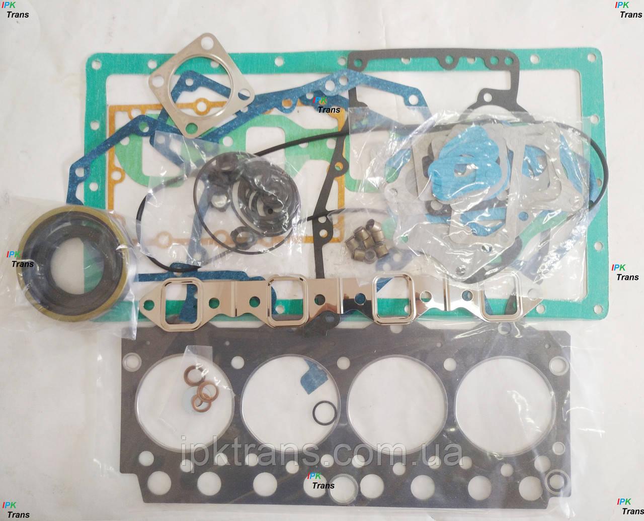 Комплект прокладок двигателя KOMATSU 4D95