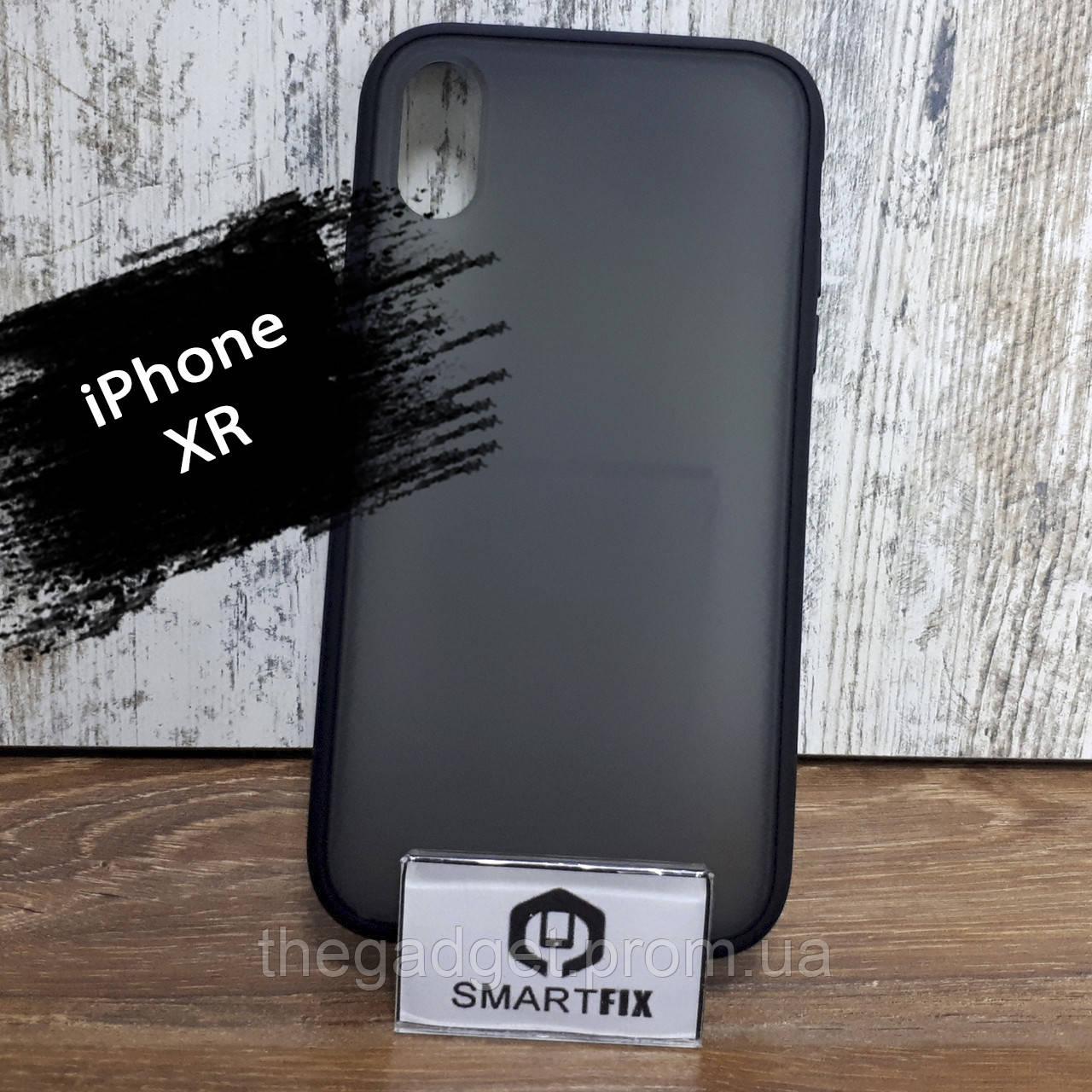Силиконовый чехол для iPhone XR Goospery