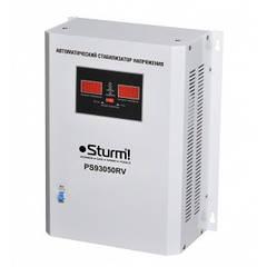 Стабилизатор напряжения релейный 5000 ВA настененный Sturm PS93051RV