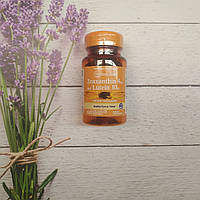 Puritan's pride Lutein 10 mg with Zeaxanthin 4 mg , 60 Softgels Puritans, лютеин, фото 1