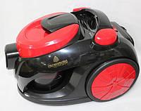 Контейнерный пылесос мощный Vacuum Cleaner Crownberg CB 659 3500W, вакуумный пылесос без мешка, пылесос с