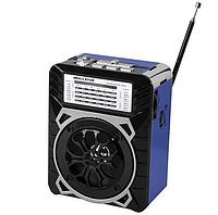 Радиоприемник Golon RX-9133  SD/USB с фонарем, фото 1
