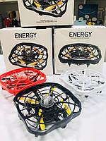 Квадрокоптер UFO, Карманный дрон с управлением жестами руки, игрушка дрон, квадрокоптеры мини детские