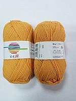 Пряжа для ручного вязания шерстяная J-B Jil