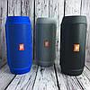 Портативна колонка JBL Charge 2+ Велика! блютуз (bluetooth) + радіо + мікрофон + PowerBank, магазин Gipo
