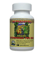 Пробіотики Бифидофилус жувальний для дітей (біфідобактерії для дітей) NSP для відновлення мікрофлори 90 шт. США