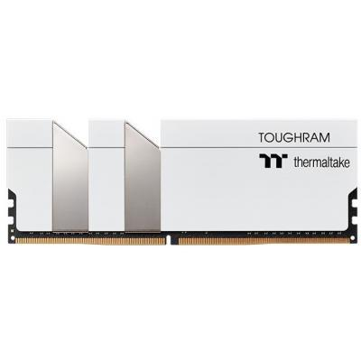 Модуль памяти для компьютера DDR4 16GB (2x8GB) 3200 MHz Toughram White ThermalTake (R020D408GX2-3200C16A)