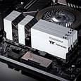 Модуль памяти для компьютера DDR4 16GB (2x8GB) 3200 MHz Toughram White ThermalTake (R020D408GX2-3200C16A), фото 2