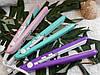Мини Гофре утюжок для волос дорожный, для прикорневого объема ProGemei GM2986
