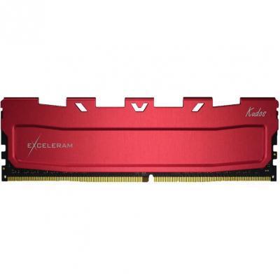Модуль памяти для компьютера DDR4 32GB 3000 MHz Red Kudos eXceleram (EKRED4323016C)
