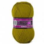 Пряжа для вязания Гонка KARTOPU горох 357
