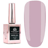 Гель для наращивания и укрепления ногтей Global Fashion Hard Gel № 10