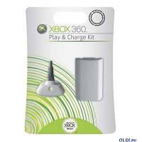 Комплект: шнур д/контролера акумулятор Microsoft Charge Kit (B4Y-00026)