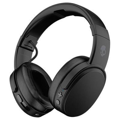 Наушники Skullcandy Crusher BT Black (S6CRW-K591)