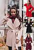 Стильное кашемировое пальто Альба 62-70рр, фото 4