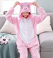Кигуруми Розовая Свинка