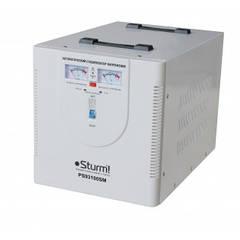 Стабилизатор напряжения, сервопривод Sturm 10000 ВA PS93100SM