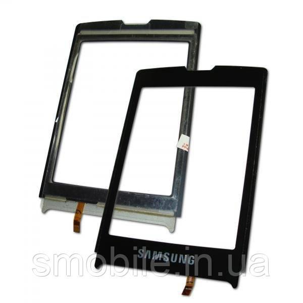 Samsung Сенсорный экран Samsung i740 черный (высокого качества)