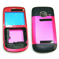 Nokia Корпус Nokia C3 розовый